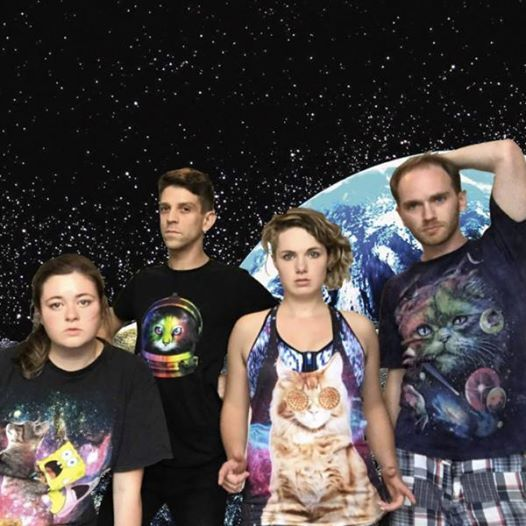 Improv Double Bill Last Day On Earth & Space Cats