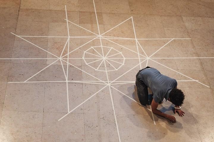 55 by Radouan Mriziga at Sharjah Biennal Beirut (LB)
