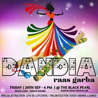 Dandia Raas Garba Organised by Sunny Seven &amp JS Events
