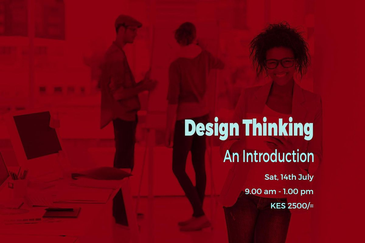 Design Thinking An Introduction