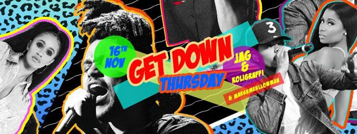 Get Down Thursdays ( Ladies Night)