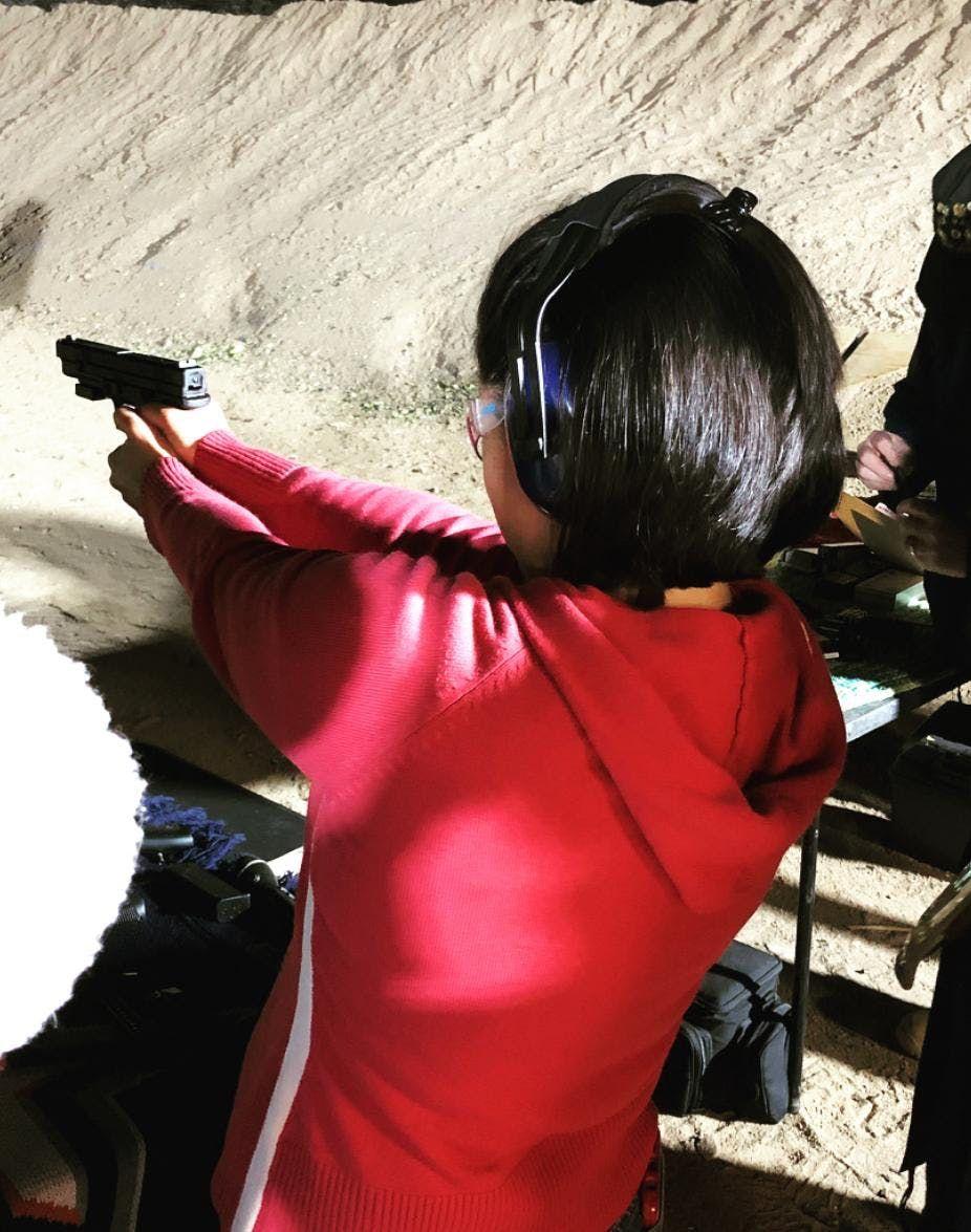 NRA Basic of Pistol Shooting, May 14, 2019 at Apple Valley Gun Club ...