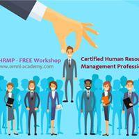 Certified Human Resource Management Professional-CHRMP - Free