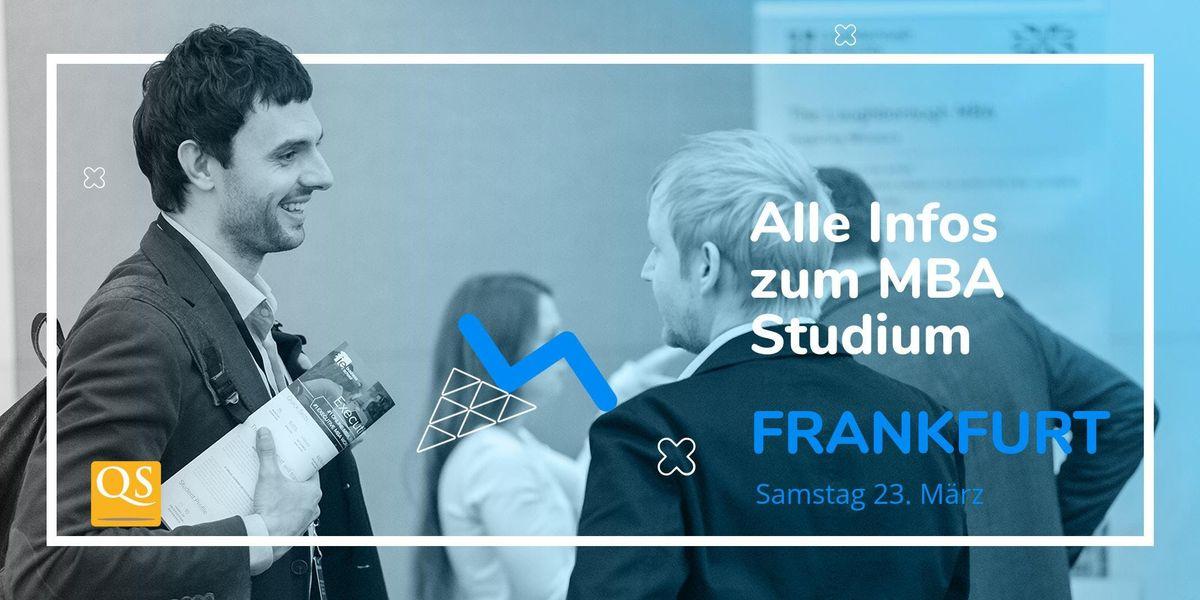 QS Connect MBA Frankfurt MBA Event