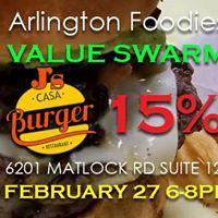 Js Casa Burger Value Swarm