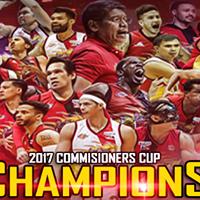 San Miguel Beermen vs Blackwater Elite (2017 PBA Governors Cup)