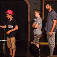 Summer Booster Improv Workshop Showcase