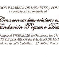 Cctel-Cena Pasarela de las Artes