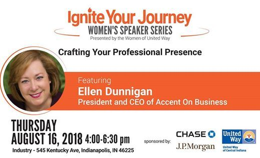 Womens Speaker Series Crafting Your Professional Presence