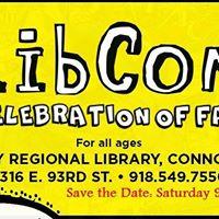 LibCon 2017 A Celebration of Fans