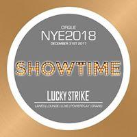 Showtime NYE 2018