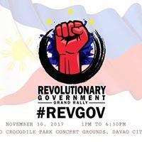 Revolutionary Government Grand Rally