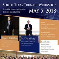 South Texas Trumpet Workshop w Vince DiMartino