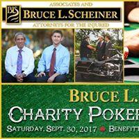Bonita Springs Bruce L. Scheiner Charity Poker Tournament