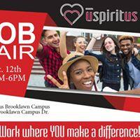 Uspiritus Job Fair
