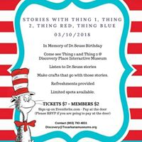 Boredom Buster Stories with Thing 1 Thing 2