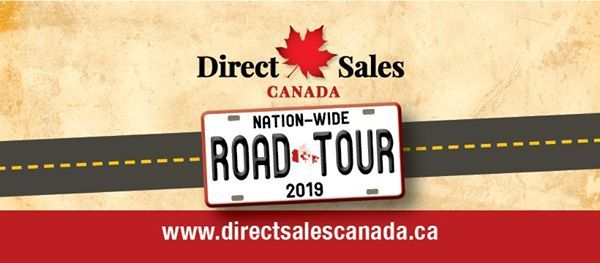 Direct Sales Trade Show - Calgary