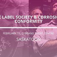 Black Label Society Corrosion of Conformity &amp Eyehategod