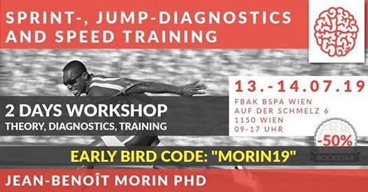JeanBenot Morin PhD  Sprint  Jump Diagnostics & Training
