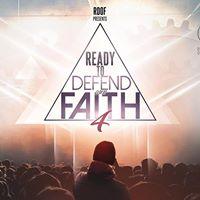 Ready To Defend Our Faith  4