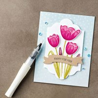 Stamping Workshop with Stampin Up