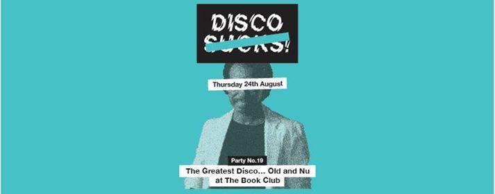 Disco Sucks - Party No. 19
