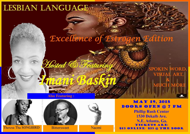 Lesbian Language presents the Excellence of Estrogen Edition