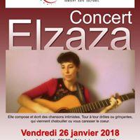 Elzaza en Concert