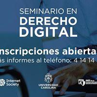 Seminario en Derecho Digital
