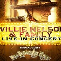 Willie Nelson &amp Family Live In Concert