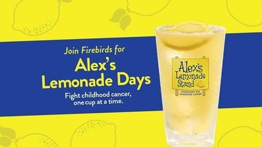Alexs Lemonade Days At Firebirds Wood Fired Grill Chandler Az
