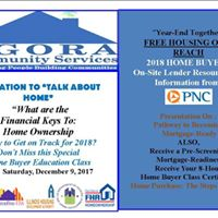 AGORA Presents What are the financial keys to home ownership