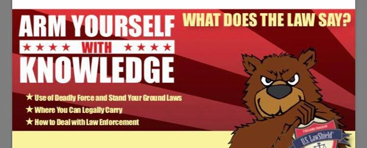 Gun Law Seminar ARM YOURSELF WITH KNOWLEDGE