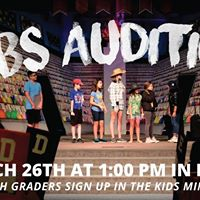 VBS Auditions