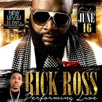 RICK ROSS LIVE ft YFN LUCCI at Oakdale Theatre