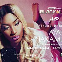 Blacklist  Aya Nakamura (F) Live Showcase