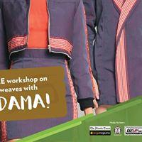 Designing with Ifugao weaves with Kandama