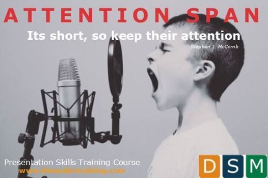 Presentation Skills Training Course Dublin 1 Day