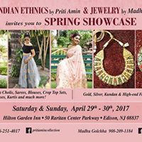 Spring ExhibitionSale for Jewelry and Clothing