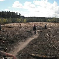 Sherwood Pines Red Route Open Event