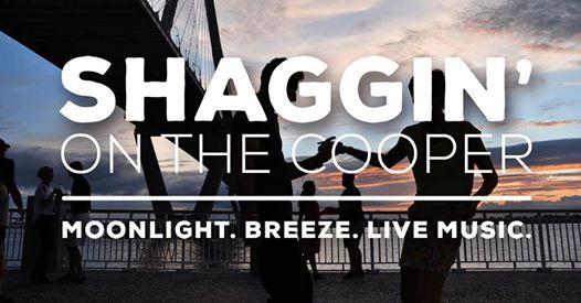 Shaggin on the Cooper - July 13, 2019 at Mount Pleasant Pier