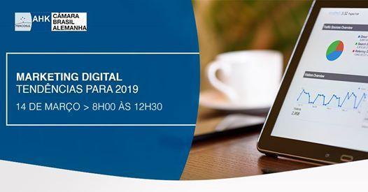 Tendncias de Marketing Digital para 2019