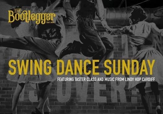Swing Dance Sunday at The Bootlegger - with taster class
