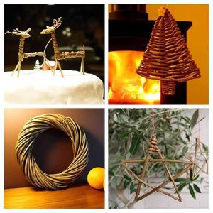 Willow Angel and Christmas Decoration Workshop with Judith Needh