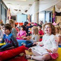 Contemporary Kids School Holiday Program  Word Play