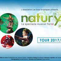 Naturya On Ice - Le Spectacle Musical &amp Floral sur Glace