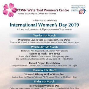 Women at Work Exhibition Launch