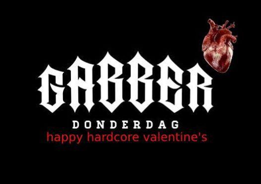 Gabber Donderdag - Valentines edition
