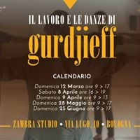 Il Lavoro e le Danze di Gurdjieff - seminario domenica 28 maggio