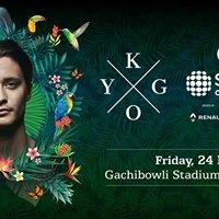 OLA Sunburn Arena with KYGO - Hyderabad